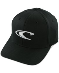 O'neill Men's Clean And Mean Snapback Hat Black
