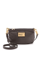Marc By Marc Jacobs Classic Q Percy Bag Faded Aluminum