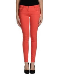 Pepe Jeans Denim Pants Coral