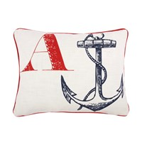 Thomas Paul Thomaspaul A Anchor Pillow