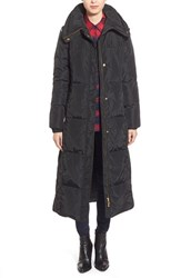 Women's Ellen Tracy Techno Down Maxi Coat