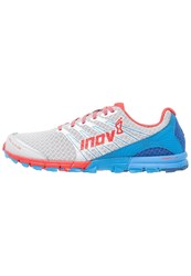 Inov 8 Inov8 Trailtalon 250 Trail Running Shoes Silver Blue Red