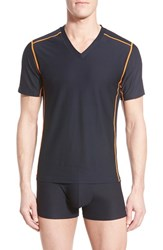 Men's Exofficio 'Give N Go Sport' Mesh V Neck T Shirt Curfew