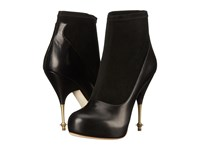 Vivienne Westwood Stretch Ankle Boot Black Women's Pull On Boots