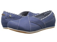Mozo Sport Picnic Canvas Blue Women's Shoes