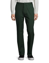 Nautica Marina Slim Fitting Cotton Stretch Pants Mountainview