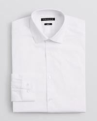 Theory Dover Dress Shirt Slim Fit Bloomingdale's Exclusive White
