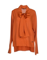 G.Sel Blouses Orange