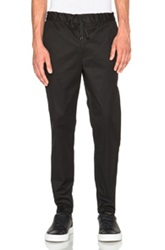 Public School Basic Track Pants In Black