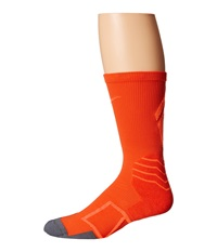 Nike Elite Baseball Crew Sock Team Orange Total Orange Crew Cut Socks Shoes