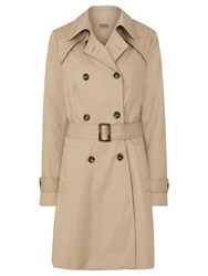 Sugarhill Boutique Murren Trench Coat Tan