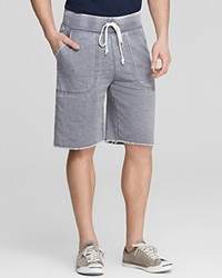 Alternative Apparel Alternative Light French Terry Victory Shorts Nickel
