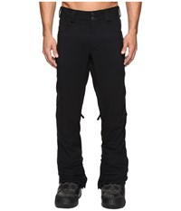 Burton Twc Greenlight Pant True Black 2 Men's Casual Pants