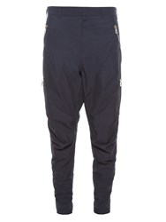 Balmain Multi Zip Cargo Trousers