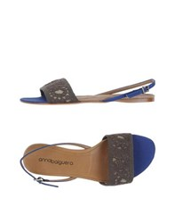 Anna Baiguera Footwear Sandals Women