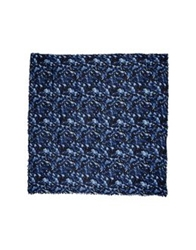 Destin Square Scarves Blue