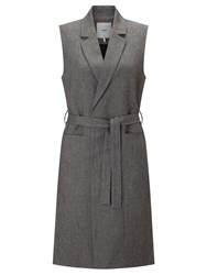 Minimum Konnie Sleeveless Blazer Grey