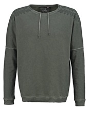 Japan Rags Bird Sweatshirt Zinc Grey