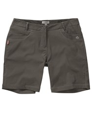 Craghoppers Nosilife Clara Shorts Brown
