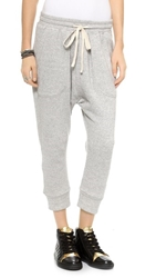 Nlst Harem Sweatpants Heather