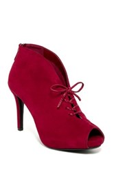 Impo Shanelle Dress Bootie Red