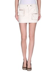 Paola Frani J Skirts Mini Skirts Women