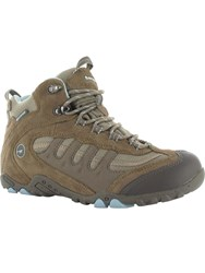Hi Tec Penrith Waterproof Walking Boots Brown