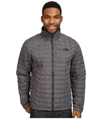The North Face Thermoball Full Zip Jacket Tnf Black Multicolor Men's Coat Gray