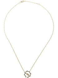 Leivankash 'Donya' Necklace Metallic