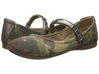 Otbt Brea Camo Women's Flat Shoes Multi
