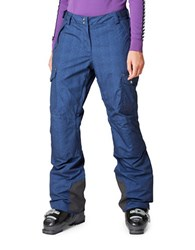 Helly Hansen Switch Cargo Ski Pants Evening Blue