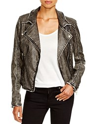 Blank Nyc Blanknyc Faux Leather Motorcycle Jacket Bloomingdale's Exclusive