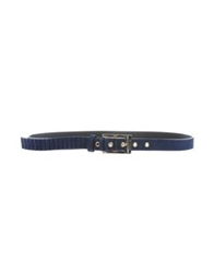 Gianfranco Ferre Gf Ferre' Belts Blue
