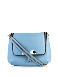 Anya Hindmarch Maxi Looking Up Leather Satchel