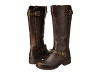 Harley Davidson Annadale Brown Women's Pull On Boots