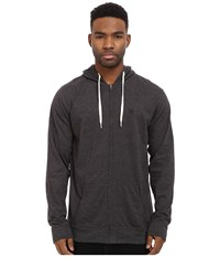 Matix Clothing Company World Zip Knit Black Heather Men's Clothing