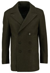 Banana Republic Winter Coat Olive Khaki