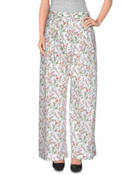 Marios Trousers Casual Trousers Women White