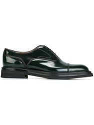 Church's 'Pam' Oxford Shoes Green