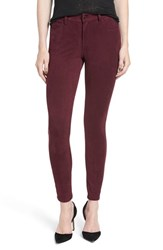 Joe's Jeans Women's 'Icon' Faux Suede Ankle Skinny Pants