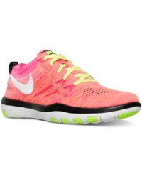Nike Women's Free Tr Focus Fk Oc Training Sneakers From Finish Line Multi Color Multi Color