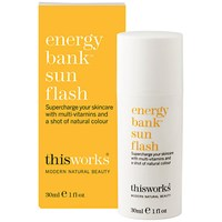 This Works Energy Bank Sun Flash 30Ml