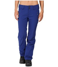 Obermeyer Monte Bianco Pants Dusk Women's Casual Pants Pink