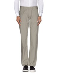 Armani Jeans Trousers Casual Trousers Men Grey