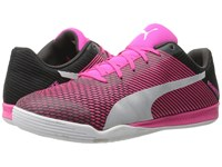 Puma Evospeed Star Ignite Pink Glo White Black Men's Shoes Red