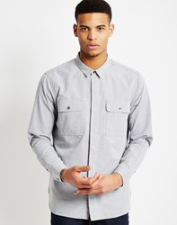 Levi's Long Sleeve Commuter Workshirt Grey