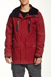 Quiksilver Dreaming Snow Jacket Red