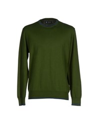 North Sails Knitwear Jumpers Men Military Green