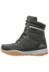 Kappa Island Walking Boots Anthra Black Anthracite
