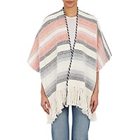 Ulla Johnson Women's Georgia Wrap Poncho No Color
